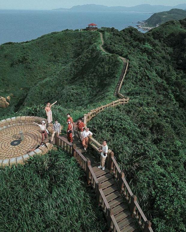 Phát hiện Vạn Lý Trường Thành phiên bản thu nhỏ ngay tại Đài Loan, được giới travel blogger thuộc nằm lòng - Ảnh 11.