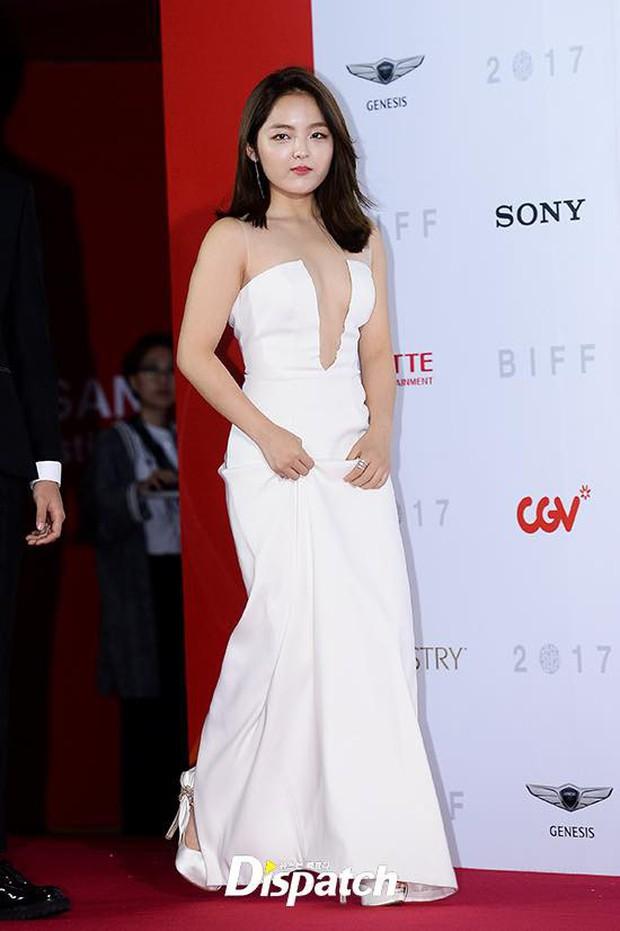 Nổi tiếng kín cổng cao tường, các mỹ nhân Hàn khiến dân tình mất máu khi hở bạo: Jennie và Yoona chưa sốc bằng sao nhí - Ảnh 17.