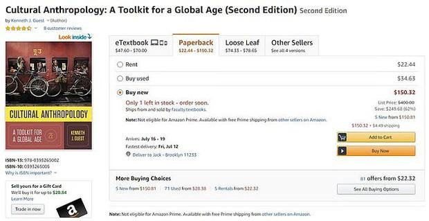 Thuê sách quá hạn, nộp phạt 90 triệu: Chính sách quá đà của Amazon khiến khổ chủ cãi nhau 9 tiếng không nghỉ - Ảnh 2.