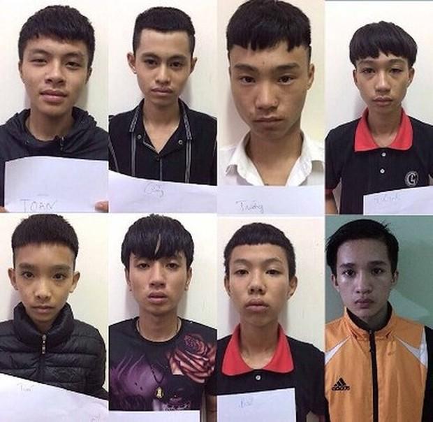 Nam thanh niên bán vé số bị nhóm thiếu niên truy sát tử vong: Do thách thức trên Facebook - Ảnh 1.