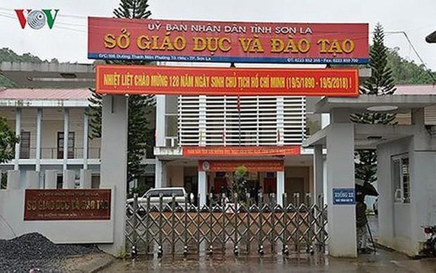 """Nhiều lãnh đạo ở Sơn La thừa nhận chuyển thông tin nhờ """"xem điểm""""? - Ảnh 1."""