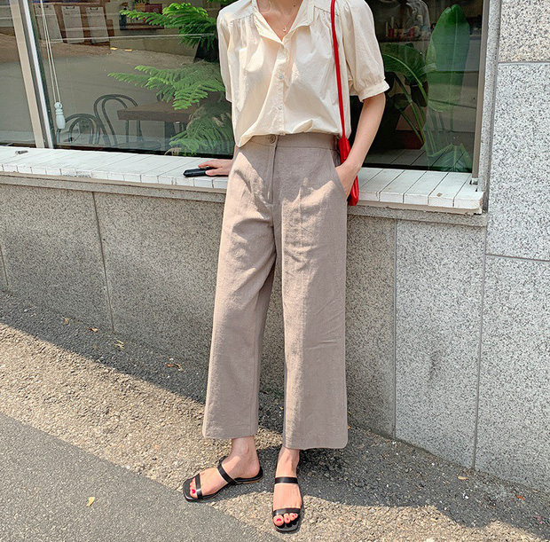3 item mà Quỳnh Kool Nàng dâu order nên diện nếu không muốn bị bại lộ cặp chân to - Ảnh 5.