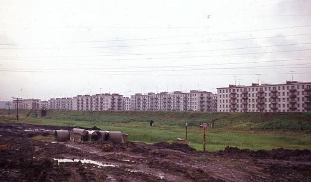 Ảnh màu ấn tượng về đường phố Leningrad những năm 1960 - Ảnh 10.
