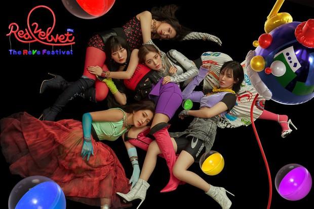 """Top 4 girlgroup K-Pop thống trị Spotify: Không bất ngờ khi một mình BLACKPINK đủ sức """"đè bẹp"""" 3 cái tên còn lại! - Ảnh 4."""