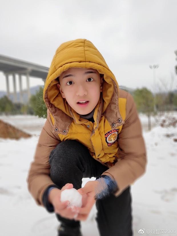 Đoàn Trí Văn: Đường Tăng sinh năm 2006, đúng chuẩn trắng trắng mềm mềm trong truyền thuyết - Ảnh 13.