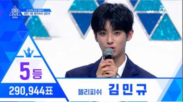 Lộ diện top 20 của Produce X 101: Con cưng Mnet trở lại ngai vàng, nhiều thí sinh tụt dốc thảm hại - Ảnh 5.