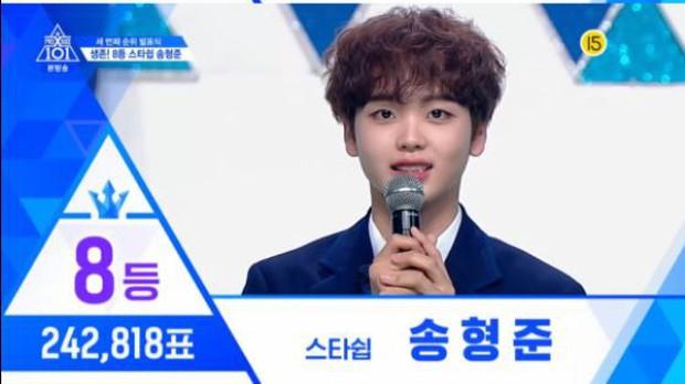 Lộ diện top 20 của Produce X 101: Con cưng Mnet trở lại ngai vàng, nhiều thí sinh tụt dốc thảm hại - Ảnh 8.