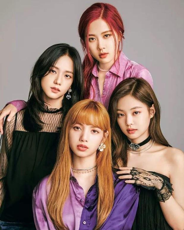 """Top 4 girlgroup K-Pop thống trị Spotify: Không bất ngờ khi một mình BLACKPINK đủ sức """"đè bẹp"""" 3 cái tên còn lại! - Ảnh 2."""