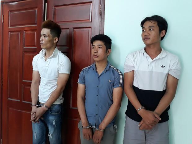 Băng nhóm trộm 9 xe máy trong dãy trọ sinh viên ở Sài Gòn khai gì? - Ảnh 2.