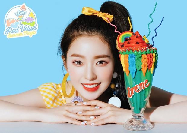 Irene (Red Velvet) cũng sứ hóa hàm răng nhưng không cần dùng cách phải mài răng bé xíu mà vẫn đẹp - Ảnh 1.