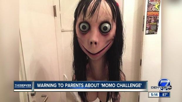 Nhân vật đầu người thân gà trong thử thách bị lên án Momo có phim kinh dị chuyển thể - Ảnh 5.