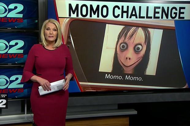 Nhân vật đầu người thân gà trong thử thách bị lên án Momo có phim kinh dị chuyển thể - Ảnh 6.