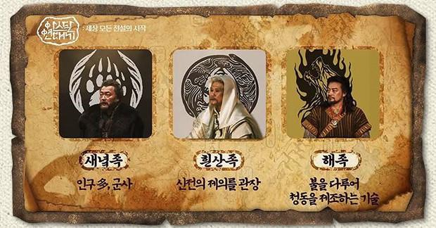 Arthdal Niên Sử Kí: Hướng đi mới cho truyền hình xứ Hàn và tham vọng tạo ra TV series kinh điển của Châu Á - Ảnh 4.