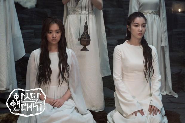 Arthdal Niên Sử Kí: Hướng đi mới cho truyền hình xứ Hàn và tham vọng tạo ra TV series kinh điển của Châu Á - Ảnh 15.