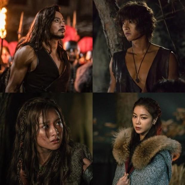 Arthdal Niên Sử Kí: Hướng đi mới cho truyền hình xứ Hàn và tham vọng tạo ra TV series kinh điển của Châu Á - Ảnh 3.