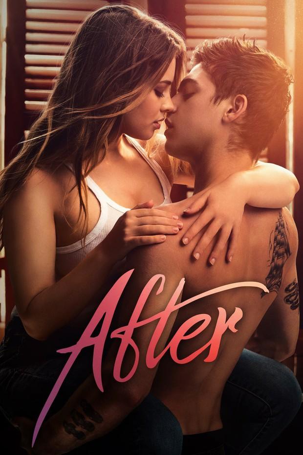 """After: Bộ fanfic về Harry Styles trở thành """"50 Sắc Thái"""" bản teen được Brad Pitt sản xuất - Ảnh 1."""