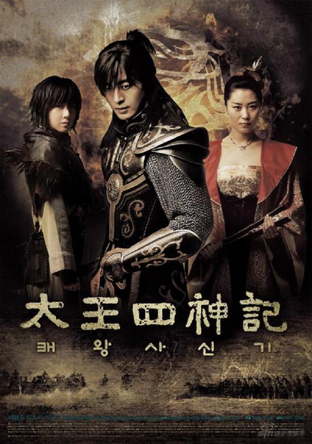 Arthdal Niên Sử Kí: Hướng đi mới cho truyền hình xứ Hàn và tham vọng tạo ra TV series kinh điển của Châu Á - Ảnh 7.