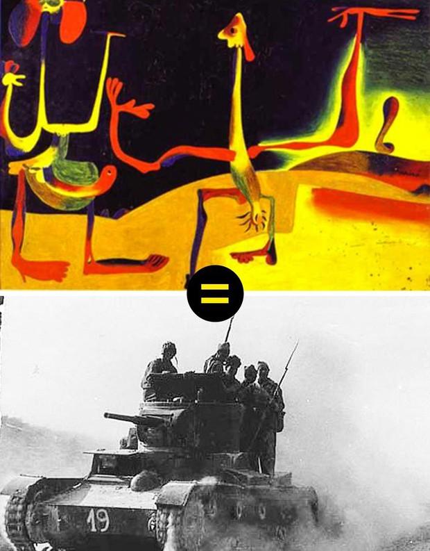 Ý nghĩa thực sự của 7 bức họa nổi tiếng thế giới mà hầu hết chúng ta không hay biết - Ảnh 3.