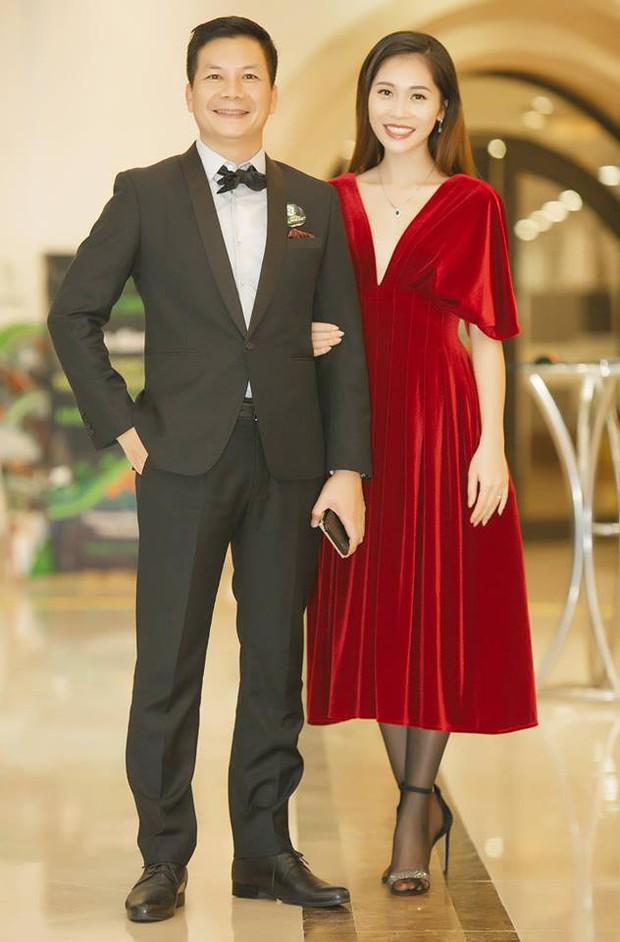 Đại gia Minh Nhựa mê vợ có tiếng nhưng Shark Hưng và chồng HH Thu Thảo cũng không kém về khoản yêu chiều bà xã - Ảnh 7.