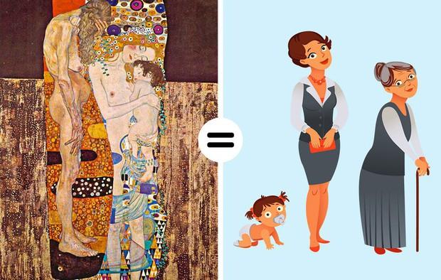 Ý nghĩa thực sự của 7 bức họa nổi tiếng thế giới mà hầu hết chúng ta không hay biết - Ảnh 5.