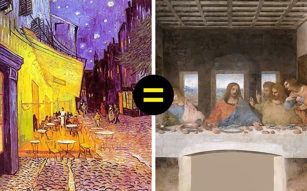 Ý nghĩa thực sự của 7 bức họa nổi tiếng thế giới mà hầu hết chúng ta không hay biết - Ảnh 7.