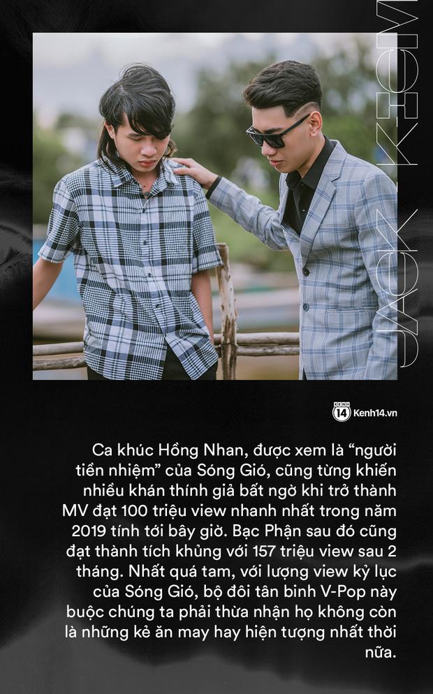 Hồng Nhan, Bạc Phận, Sóng Gió của Jack và K-ICM: bức tranh nhạc Việt vốn khác hẳn những gì chúng ta vẫn nghĩ? - Ảnh 1.