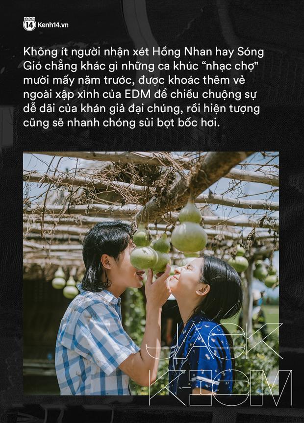 Hồng Nhan, Bạc Phận, Sóng Gió của Jack và K-ICM: bức tranh nhạc Việt vốn khác hẳn những gì chúng ta vẫn nghĩ? - Ảnh 2.