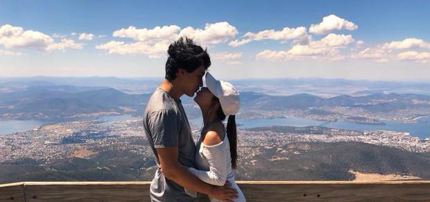 Tình yêu như phim của soái ca du học Úc và vợ xinh: Trúng sét sau 10 phút gặp mặt, bỏ cả nơi sống đi theo tiếng gọi con tim - Ảnh 3.