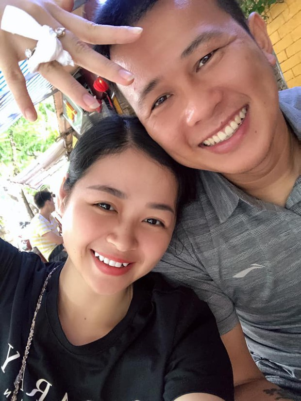Ngắm gia đình nhỏ yêu thương của thủ môn Hà Nội FC, nhận ra rằng tình yêu càng bình dị càng hạnh phúc - Ảnh 6.