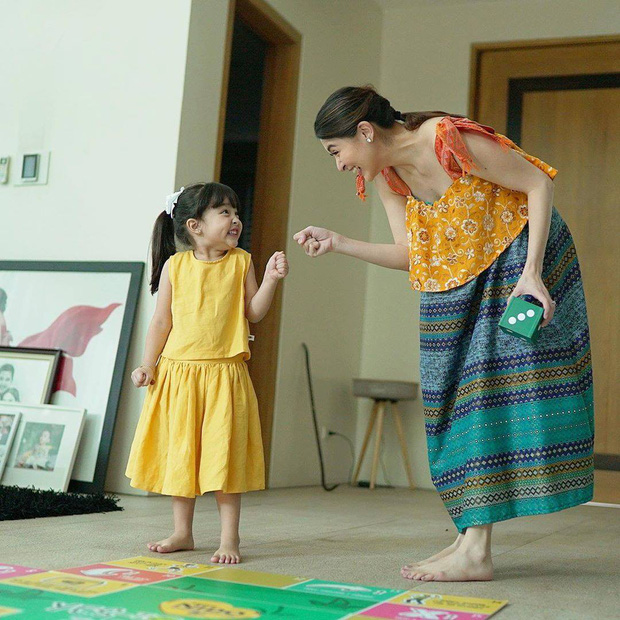 Rụng tim với loạt ảnh đôi của mẹ con mỹ nhân đẹp nhất Philippines: Xinh xuất sắc, giống nhau như bản sao - Ảnh 3.