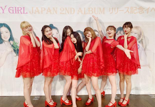 Vượt GFRIEND và EXID, nhóm nữ nào đang đe dọa vị trí của BLACKPINK, Red Velvet ở mảng album tại Nhật? - Ảnh 3.