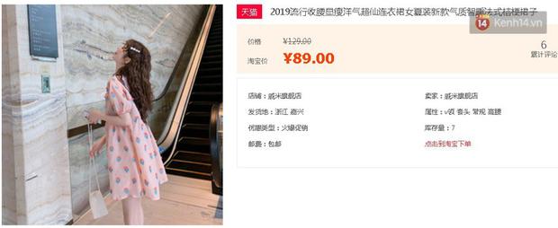 """""""Nữ hoàng"""" Phạm Băng Băng cũng có ngày bị fan phát hiện chỉ mặc váy Taobao chưa đến 300k - Ảnh 5."""
