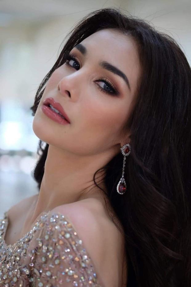 Cựu thí sinh The Face Thái đăng quang Hoa hậu nhưng bị chị đại Lukkade hủy follow vì dính phốt - Ảnh 1.