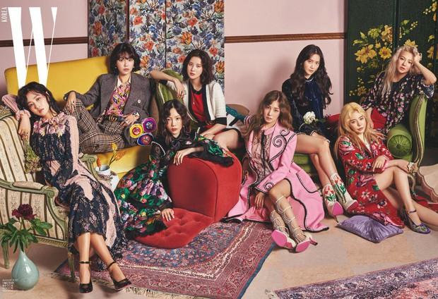 30 nhóm nhạc nữ hot nhất: BLACKPINK bỗng bị soán ngôi vương sau nhiều tuần, nhưng thứ hạng của SNSD mới bất ngờ - Ảnh 9.