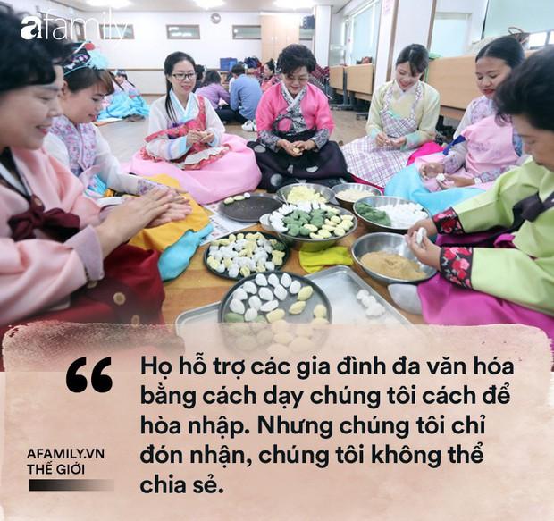 Phụ nữ nước ngoài lấy chồng Hàn Quốc: Bị cả gia đình chồng và xã hội chối bỏ cùng những góc khuất đắng cay khác không phải ai cũng thấu hiểu - Ảnh 2.