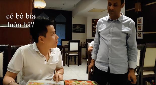 Review đẳng cấp Khoa Pug: Sang Ai Cập đi nhà hàng Thái nhưng lại review món Việt - Ảnh 2.