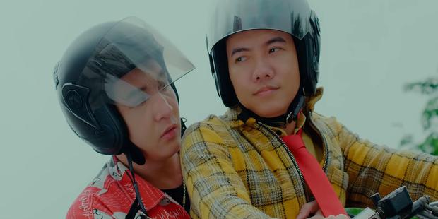 Web drama của Lâm Chấn Khang vừa vượt mặt Sơn Tùng: Đánh đấm như... siêu anh hùng, lại còn có cả màn tái sinh cực lầy - Ảnh 9.