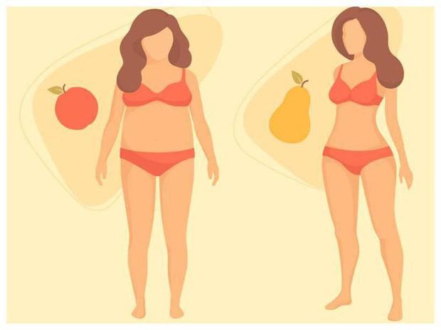 Nghiên cứu cho thấy: những cô gái có thân hình quả lê khỏe mạnh hơn so với người có thân hình quả táo - Ảnh 1.