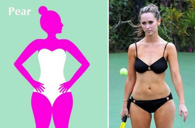 Nghiên cứu cho thấy: những cô gái có thân hình quả lê khỏe mạnh hơn so với người có thân hình quả táo - Ảnh 2.
