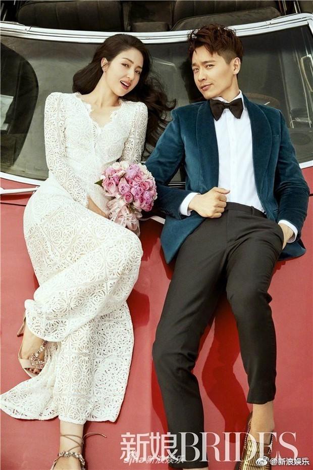Hết lòng hết dạ bên chồng giữa scandal hiếp dâm tập thể, cuối cùng Đổng Tuyền vẫn ly hôn mỹ nam Mị Nguyệt Truyện? - Ảnh 1.