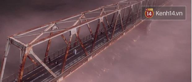 2 cây cầu nổi tiếng của Hà Nội bất ngờ hoá cameo phim kinh dị Hotel del Luna của IU? - Ảnh 3.