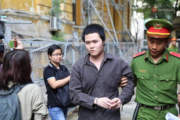 Sinh viên môi giới mại dâm cho Á hậu, MC giá 5 nghìn đô để lấy tiền đi học lĩnh án 5 năm tù - Ảnh 1.