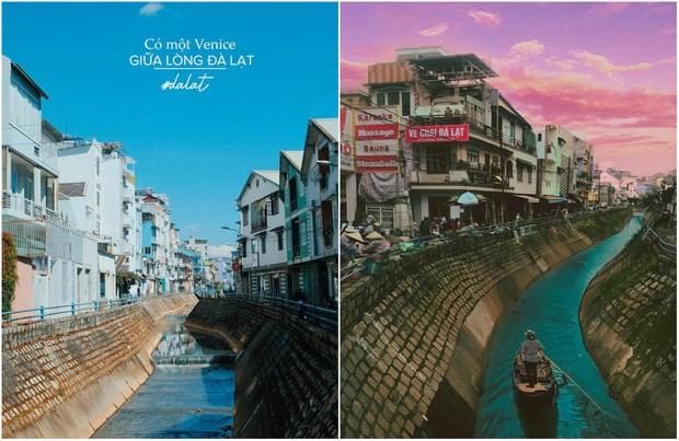 """Xem bức ảnh được cho là """"tiểu Venice"""" giữa lòng Hà Nội, dân mạng ngán ngẩm thay nhau """"bóc phốt"""" trò photoshop quá đà! - Ảnh 2."""