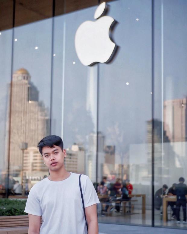 """Đến Thái Lan mà chưa có ảnh check-in ở background """"trái táo khuyết"""" huyền thoại như BB Trần thì uổng lắm à nghen! - Ảnh 12."""
