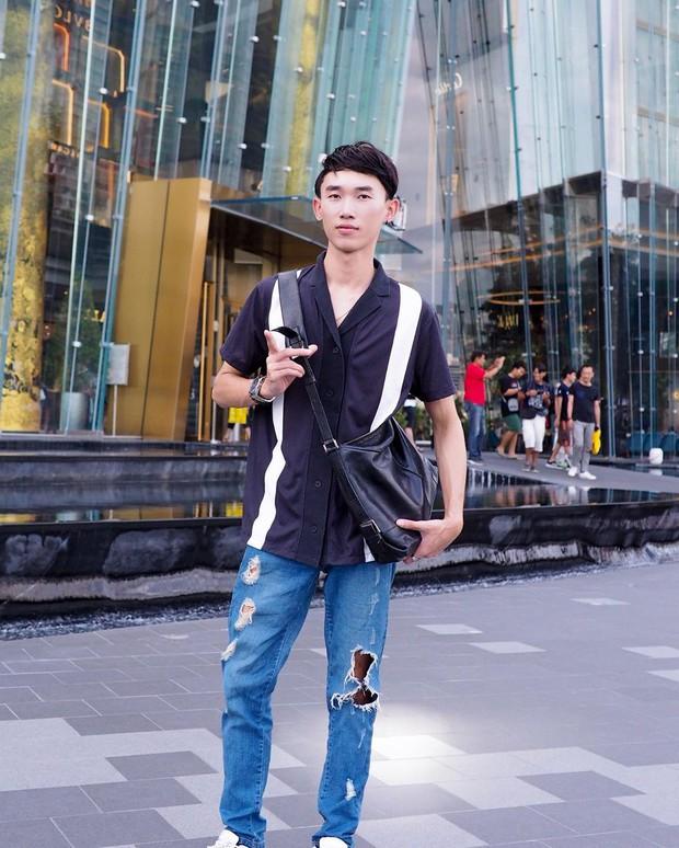 """Đến Thái Lan mà chưa có ảnh check-in ở background """"trái táo khuyết"""" huyền thoại như BB Trần thì uổng lắm à nghen! - Ảnh 10."""