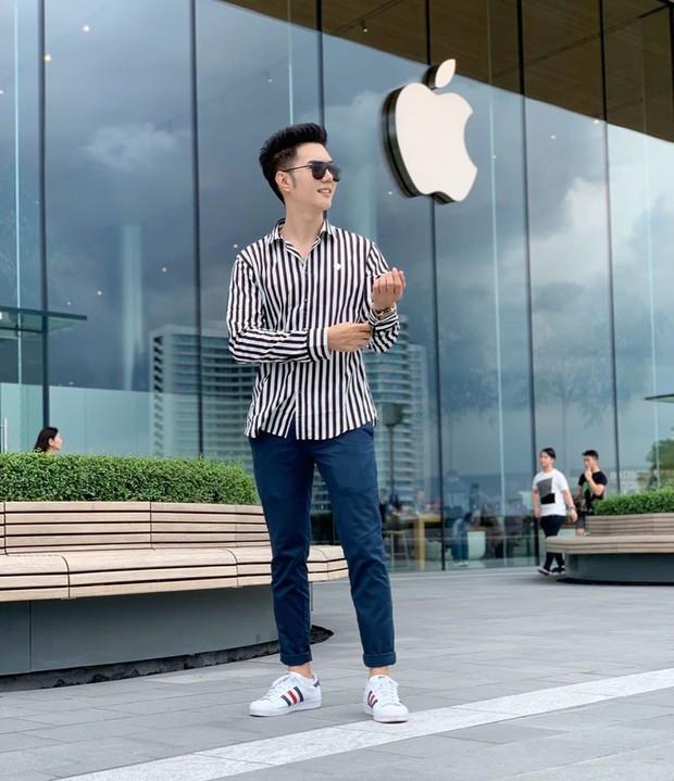 """Đến Thái Lan mà chưa có ảnh check-in ở background """"trái táo khuyết"""" huyền thoại như BB Trần thì uổng lắm à nghen! - Ảnh 4."""