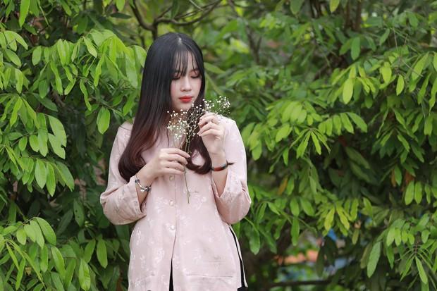 Thủ khoa khối C cực xinh xắn của tỉnh Quảng Ninh: Trước ngày thi 3 ngày mới học nhiều, chỉ cần tập trung nghe giảng trên lớp là được - Ảnh 4.