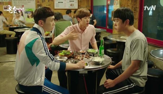8 phim Hàn cấm xem lúc đói: Số 7 toàn mì gói mà vẫn rớt nước miếng - Ảnh 2.