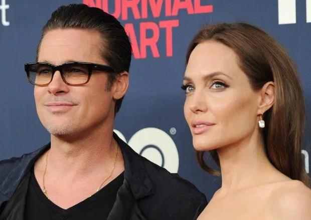 Sau nhiều năm hục hặc chuyện ly hôn, cuối cùng Angelina Jolie đã có dấu hiệu nhượng bộ Brad Pitt - Ảnh 1.