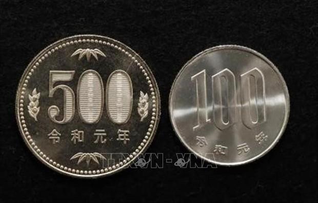 Nhật Bản bắt đầu sản xuất tiền xu với niên hiệu mới - Ảnh 1.